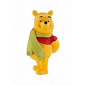 Winnie The Pooh with Scarf - Action Figures