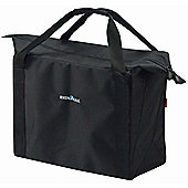 Rixen & Kaul Cargo Basic Pannier Bag: Black.