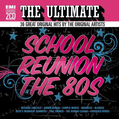 Ultimate School Reunion: The 80's (2CD)