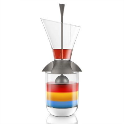 Final Touch Rainbow Bar Cocktail Drink Layering Tool