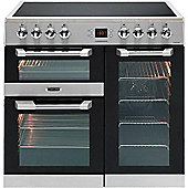 LEISURE CS90C530X 90 CM Electric 3 Stainless steel