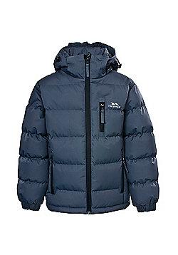 Trespass Boys Tuff Insulated Jacket - Grey