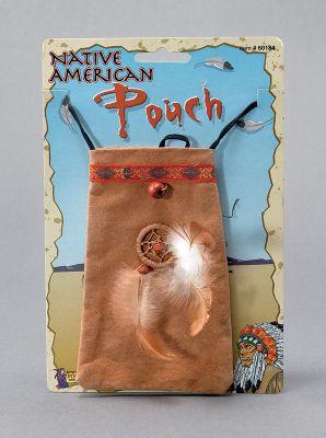Bristol Novelty - Native American Pouch