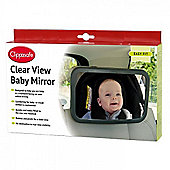 Clippasafe Clear View Baby Mirror