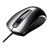 Asus UT200 Optical Mouse - USB Wired - 1000 DPI Movement Resolution - 90-XB0L00MU00030