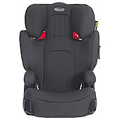 Graco Assure Group 2-3 Highback Booster Car Seat With Harness, Midnight Grey