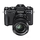 Fufifilm X-T10 Black camera and 18-55MM XF lens kit