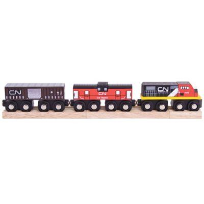 Bigjigs Rail CN Train