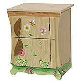 Teamson Kids Enchanted Forest Kitchen - Fridge