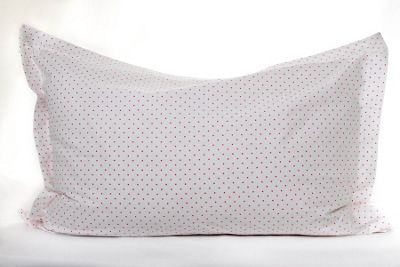 Children's Pillow Case - Pink Spots