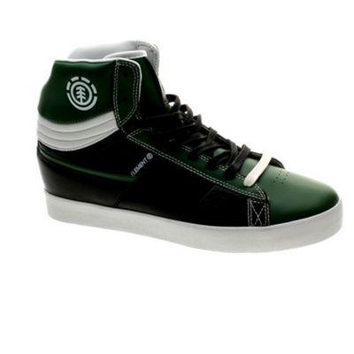 Element Omahigh Green/Black Shoe