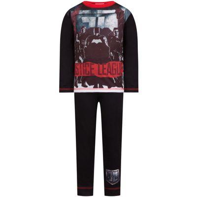 DC Comics Justice League Kids Boys Pyjamas Grey 9-10 Years