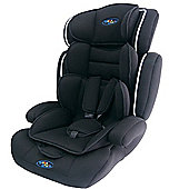 Bebe Style Group 1 2 3 Convertible Childs Car Seat & Booster - Black