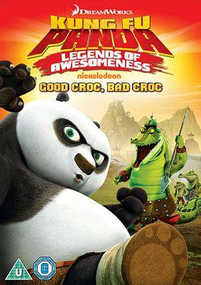 Kung Fu Panda - Legends Of Awesomeness DVD