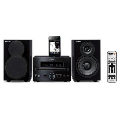 Yamaha AV Desktop Audio System Black