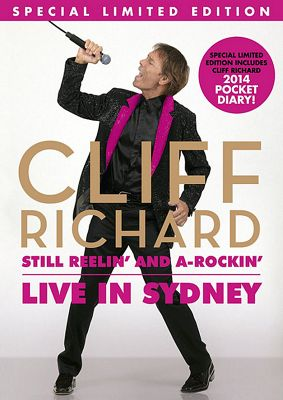Cliff Richard: Still Reelin' And A-Rockin' Live In Sydney (Limited Edition With Diary)