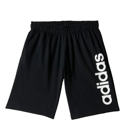 adidas Essential Linear Mens Short Black - XL