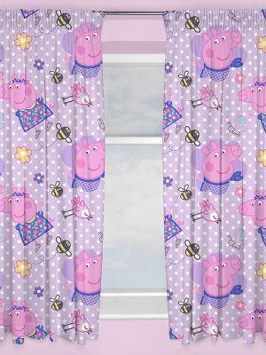 Peppa Pig Happy Curtains 54