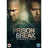 Prison Break Season 5 DVD