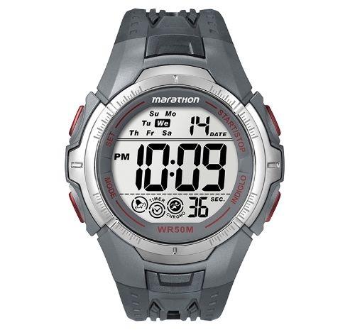 Timex Gents Marathon Digital Strap Watch T5K358