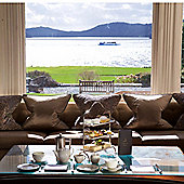 Afternoon Tea for Two at Storrs Hall Hotel