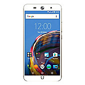 "WileyFox Swift 2 Plus Champagne Gold 5"" 32GB 4G Dual SIM Unlocked & SIM Free"