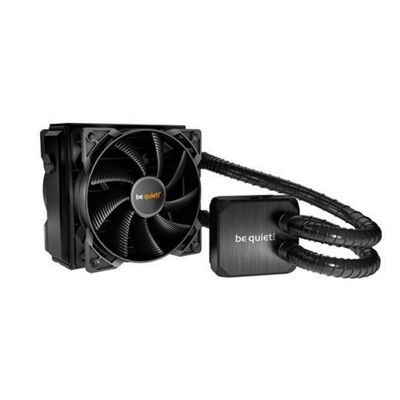 Be quiet! 120mm Silent Loop All In One Hydro Cooler with Dual fans