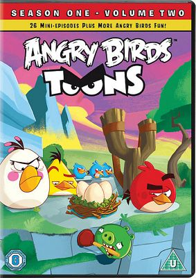 Angry Birds Toons - Volume 2