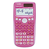 Casio Fx-85 Scientific Calculator, Pink
