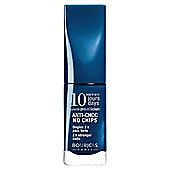 Bourjois 10 Days Nail Varnish Bleu Petrole T18