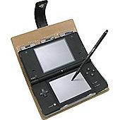 Hori Dsi Luxury Protector & Stylus Set - Black - NintendoDS