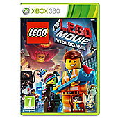 The LEGO Movie The Videogame Game Xbox 360