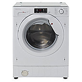 Hoover HBWD 8514D Integrated Washer Dryer