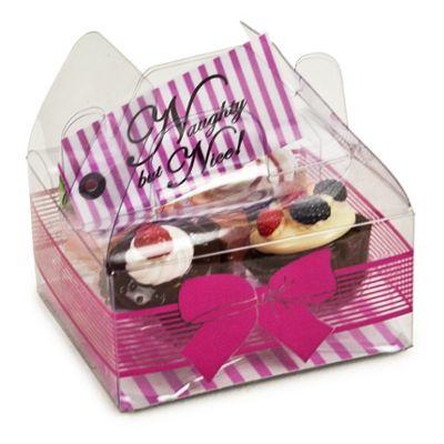 Naughty But Nice Take Away Gift Box - Lip Gloss