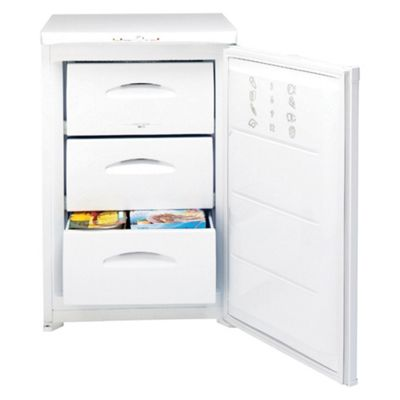Hotpoint RZAAV22P 78 Freezer, A+, 54.5, White