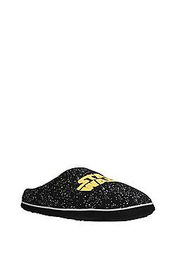 Star Wars Logo Mule Slippers - Black