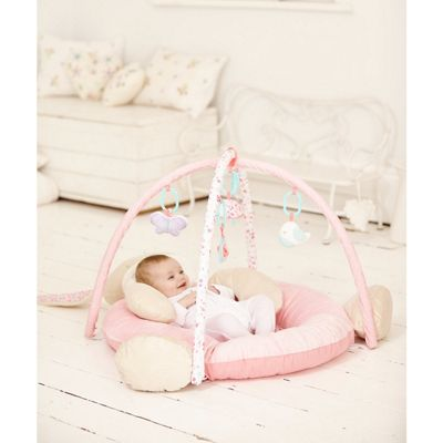 Mothercare Baby's Toy My Little Garden Deluxe Playmat and Arch