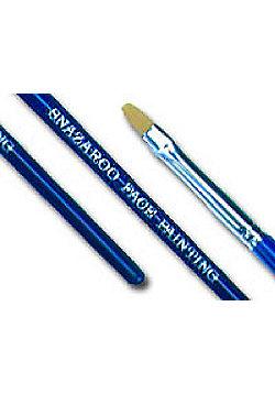 Amscan - Fine Flat Face Paint Brush