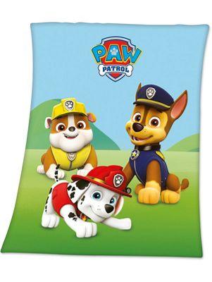 Paw Patrol Trio Fleece Blanket