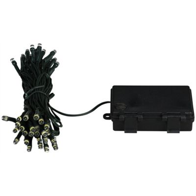 Luxform Battery Operated 100 LED String Lights