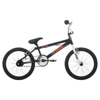EXTREME SCOUT BMX BY RALEIGH 20 BLACK