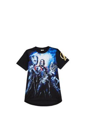 Marvel Avengers: Infinity War Graphic T-Shirt Multi 5-6 years