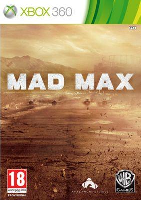 Mad Max Xbox 360 UK