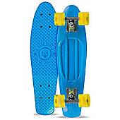 Madd Gear Skins Retro Cruiser - Blue/Yellow