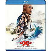 XXX: The Return Of Xander Cage Blu-ray