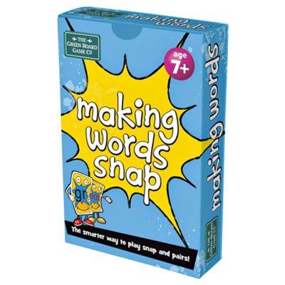 BrainBox Making Words Snap
