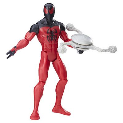 Marvel Spider-Man 15cm Figure - Scarlet Spider