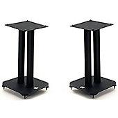 B-Tech Atlas 40cm Speaker Stand Pair (Black)