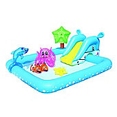 "Fantastic Aquarium Play Pool 94"" - 53052"