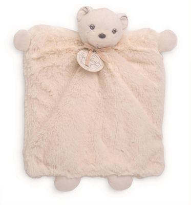 Kaloo Perle Hand Puppet Doudou Bear (Cream)